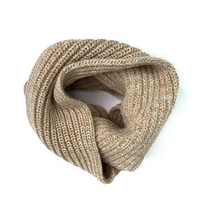 J. Crew Factory Tan Knit Sweater